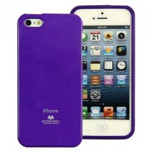 Mercury Jelly Case LG G4 purpurowy