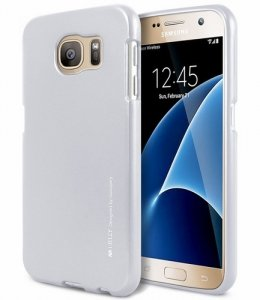Mercury I-Jelly Huawei Honor 7 lite / 5C srebrny/silver