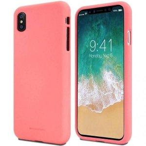 Mercury Soft N950 Note 8 różowy/pink
