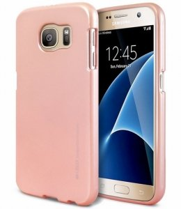 Mercury I-Jelly LG X Power 2 różowo-złot y/rose gold M320