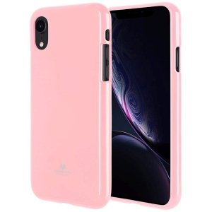 Mercury Jelly Case Sony XA2 Ultra jasno różowy/pink