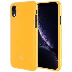 Mercury Jelly Case Sony XA2 Ultra żółty /yellow
