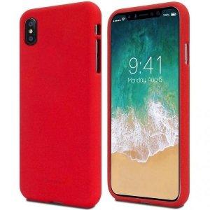 Mercury Soft Motorola Moto G7 Power czerwony/red
