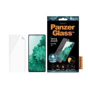 PanzerGlass TPU Samsung S21 G991 Case Friendly, Fingerprint, Antibacterial, Designed for Samsung, Materiał TPU