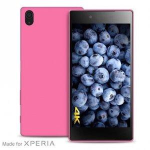 Puro Ultra Slim 0.3 Sony Z5 Premium 5,5 różowy SYXZ5PR03PNK