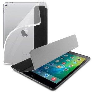 Puro Zeta Slim Plasma iPad 9.7 2018/ 2017 czarny/black Magnet+Stand IPAD9ZETASPLBLK