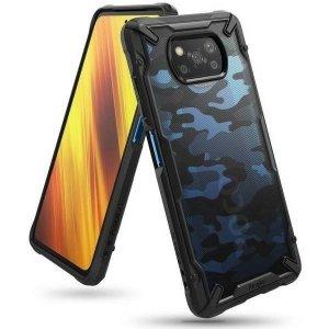 Ringke Fusion X Xiaomi Poco X3 Pro/X3 NFC camo black XDXI0017