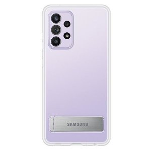 Etui Samsung EF-JA525CT A52 A525 Transparent Clear Standing Cover
