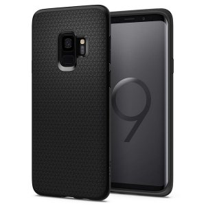 Spigen Liquid Air Samsung G960 S9 czarny /black 592CS22833
