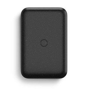 UNIQ Powerbank indukcyjny Hyde Air 10000mAh USB-C 18W PD Fast Wireless ciemno szary/dark grey