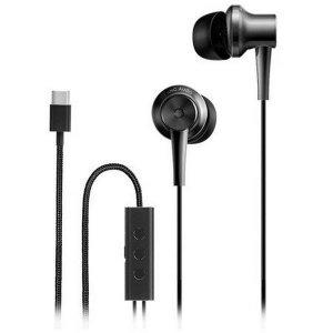 Xiaomi słuchawki Mi ANC & USB-C In-Ear Earphones czarny/black 15703