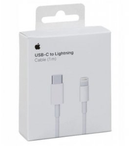 ORYGINALNY KABEL APPLE USB-C LIGHTNING MQGJ2ZM/A