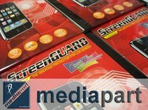 SCREENGUARD FOLIA OCHRONNA DO BLACKBERRY 9700