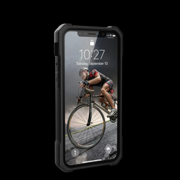 UAG Monarch - obudowa ochronna do iPhone 11 Pro (carbon fiber)