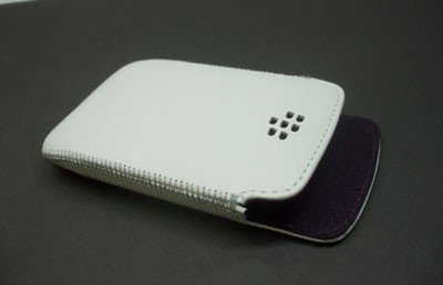 BLACKBERRY ACC-43296-202 ORYGINALNE BIAŁE ETUI Blackberry 9350 9360 9370