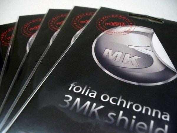 3MK SHIELD - SUPERMOCNA FOLIA OCHRONNA DO NOKIA LUMIA 610 (2 szt.)