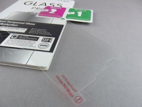 SZKŁO HARTOWANE - SZYBKA 9H 0,3mm LG X MACH