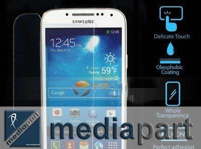 SZKŁO HARTOWANE - SZYBKA OCHRONNA 9H Samsung Galaxy S4 MINI i9190 i9195