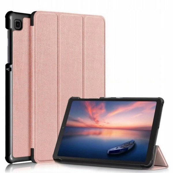 TECH-PROTECT SMARTCASE GALAXY TAB A7 LITE 8.7 T220 / T225 ROSE GOLD