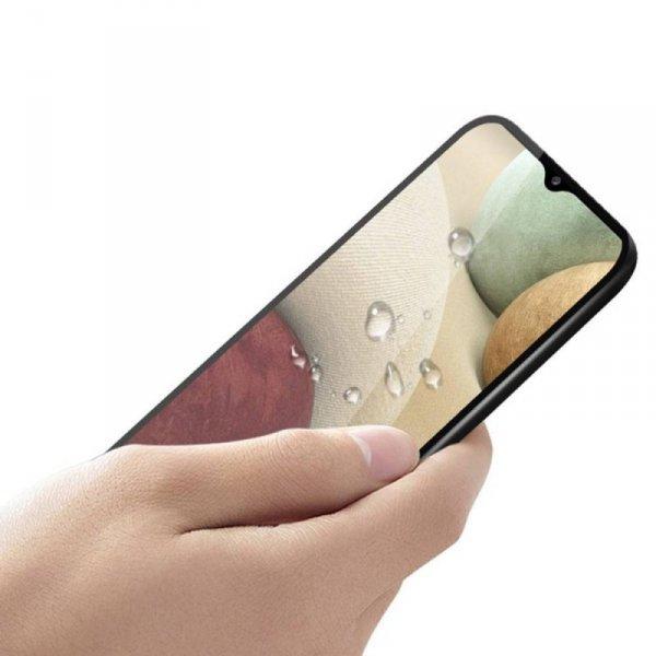 Szkło Hartowane 5D OPPO A12 5G Full Glue czarne