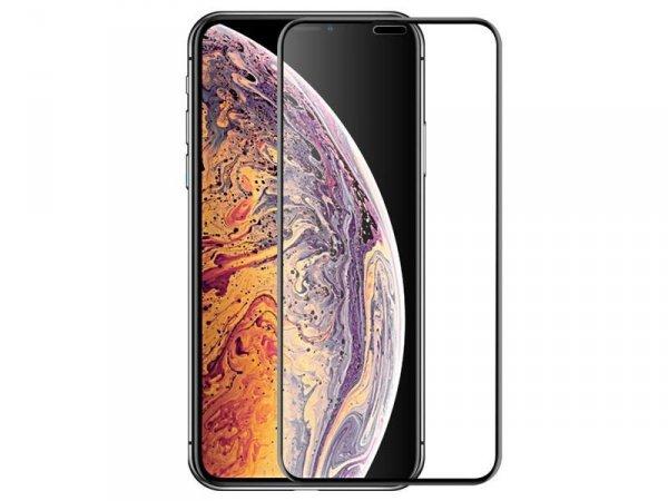 SZKŁO HARTOWANE 5D FULL GLUE - iPhone XS MAX