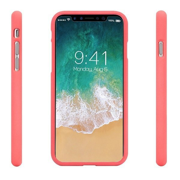 Mercury Soft Samsung A32 5G A326 różowy/pink