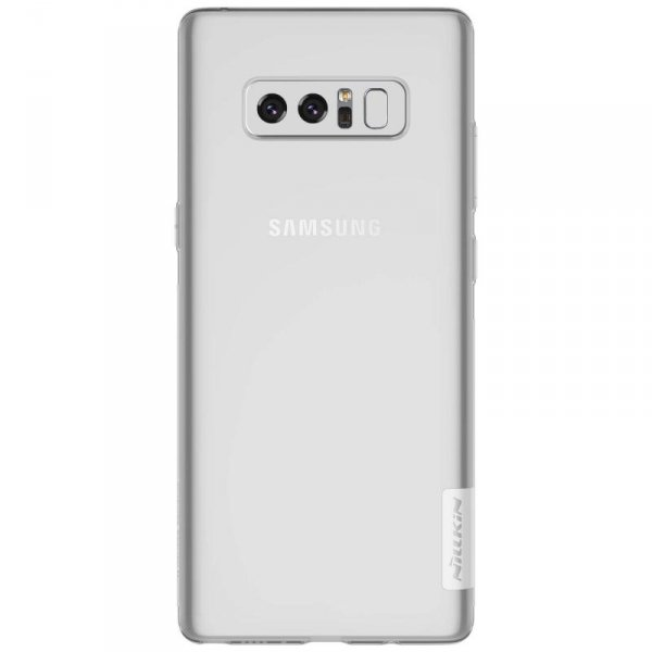 NILLKIN NATURE ETUI SLIM CASE - Samsung Galaxy NOTE 8 (CLEAR)