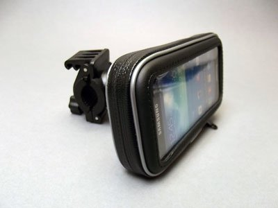 MOCNY UCHWYT ROWEROWY SAMSUNG GALAXY S4 i9500 S5 G900