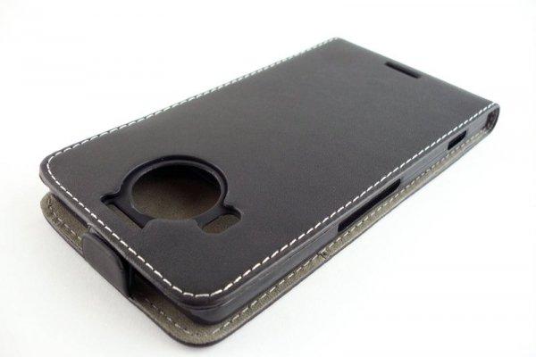 ETUI SLIM FLEXI FUTERAŁ KABURA NOKIA LUMIA 950 XL (czarne)