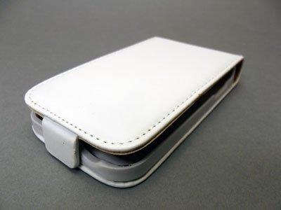 PRESTIGE SLIM ETUI FUTERAŁ KABURA HTC DESIRE 200 (białe)
