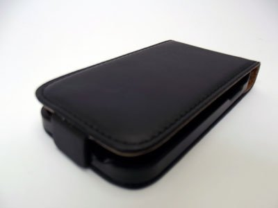 PRESTIGE SLIM ETUI FUTERAŁ KABURA HTC DESIRE 200 (czarne)