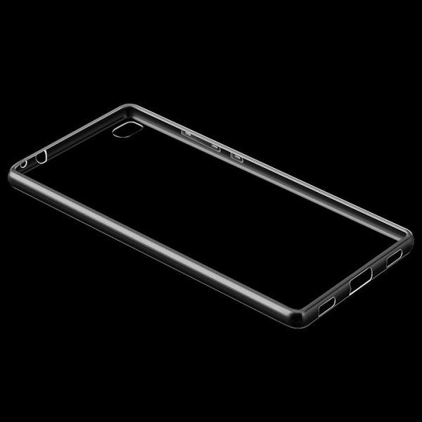 Futerał Back Case Ultra Slim 0,3mm - HUAWEI ASCEND P8 (CLEAR)