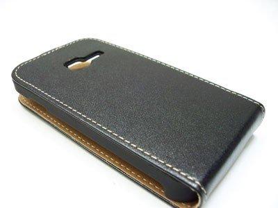 PRESTIGE SLIM ETUI SAMSUNG GALAXY ACE DUOS S6802 (czarne)