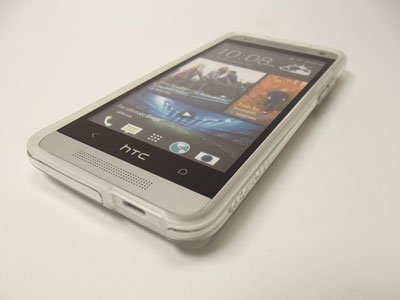 CASE-MATE HYBRID NAKED Tough HTC ONE MINI