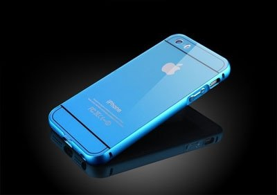 ALUMINIOWY BUMPER ETUI do Apple iPhone 5 5S SE (4 kolory)