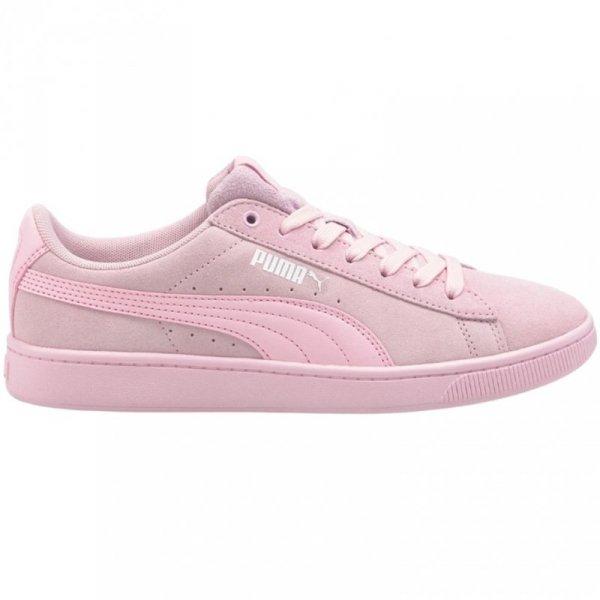 Buty damskie Puma Vikky v2 różowe 369725 27