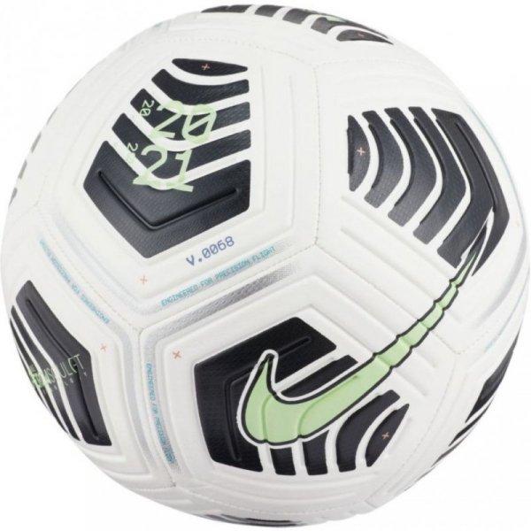 Piłka nożna Nike Nk Strk FA20 biało-czarna DB7853 108