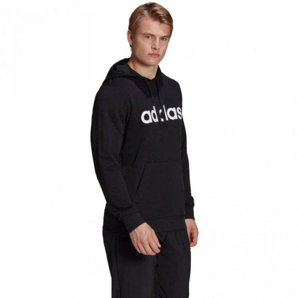 Bluza męska adidas Essentials Linear granatowa GK9068