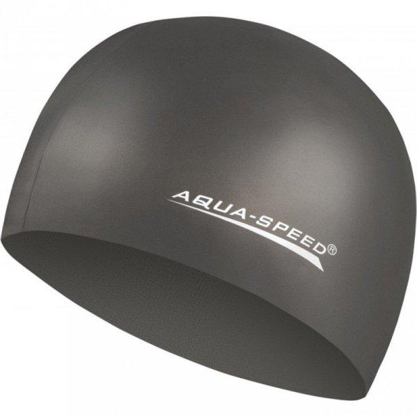 Czepek Aqua-speed Mega czarny 07 100