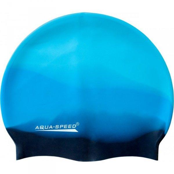 Czepek Aqua-speed Bunt tęczowy kol 69