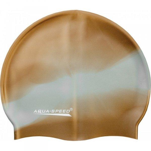 Czepek Aqua-speed Bunt tęczowy kol 82
