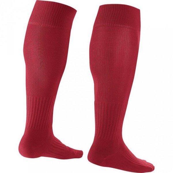 Getry piłkarskie Nike Classic II Cush OTC czerwone SX5728 648  /394386 648