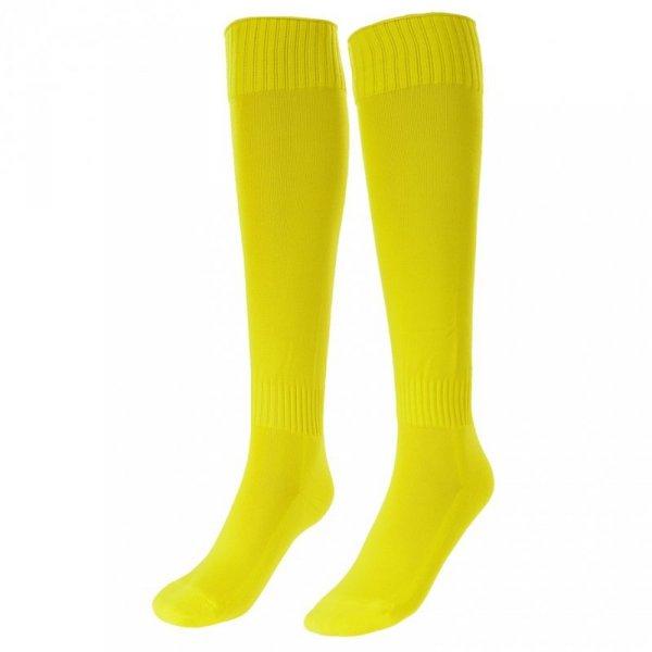 Getry piłkarskie Iskierka Żak żółte
