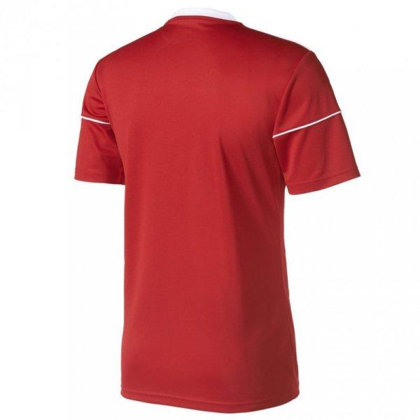 Koszulka dla dzieci adidas Squadra 17 Jersey JUNIOR czerwona BJ9174 /BJ9196