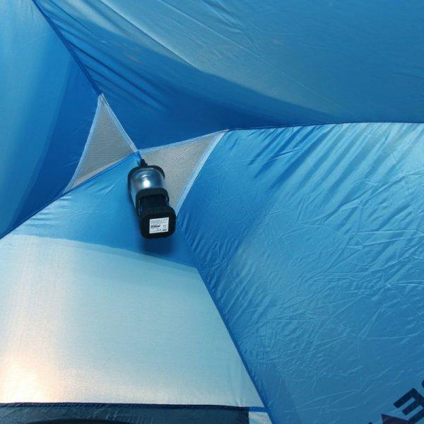 Namiot High Peak Beaver 3 niebiesko szary 10167