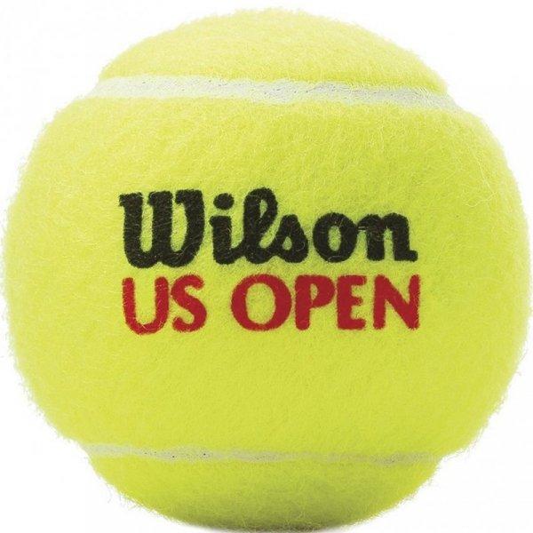 Piłki do tenisa ziemnego Wilson Us Open 4szt WRT116200