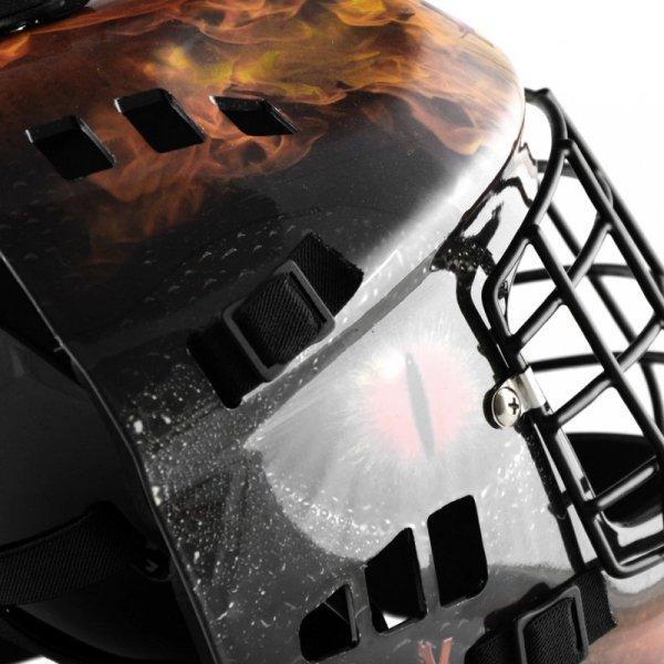 Kask do gry w unihokeja Azetx Flame