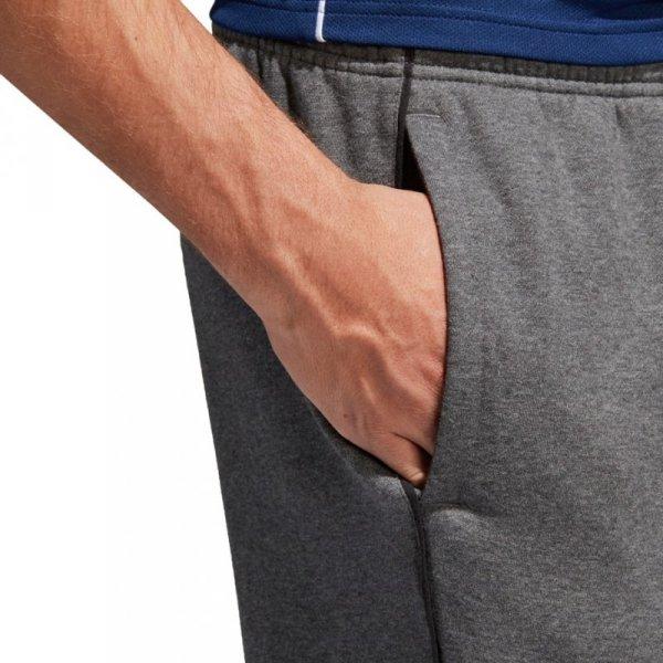 Spodnie męskie adidas Core 18 Sweat szare CV3752