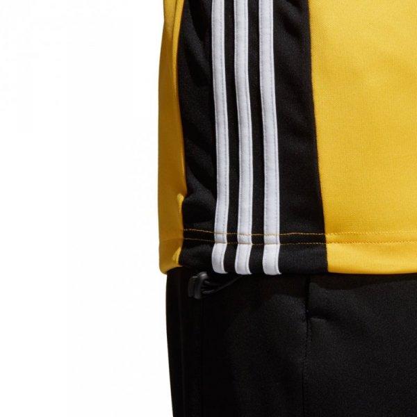 Bluza męska adidas Regista 18 Training Top żółta CZ8648