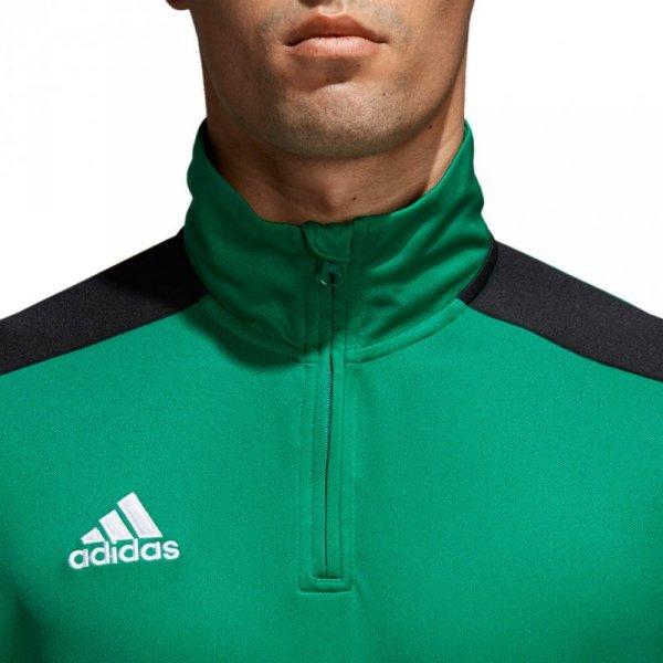 Bluza męska adidas Regista 18 Training Top zielona DJ2177